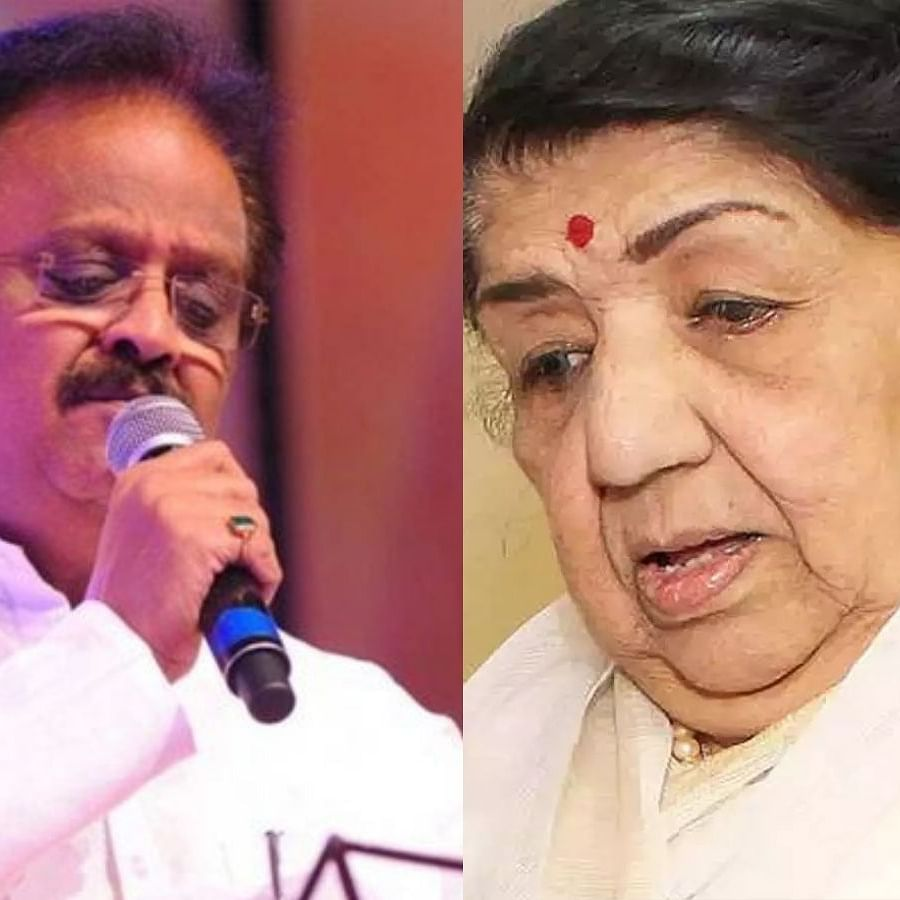 Lata Mangeshkar pays tribute to SP Balasubramaniam