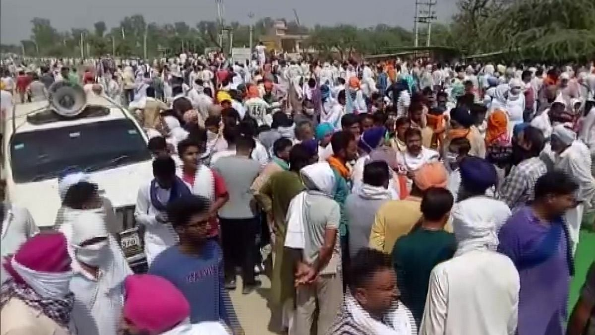 Haryana: Khattar govt  feels heat of farmers protest, threat to BJP-JJP alliance looms large