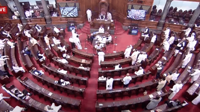 LIVE News Updates: Rajya Sabha adjourned till 2 pm amid Opposition protests; Lok Sabha till 12 noon