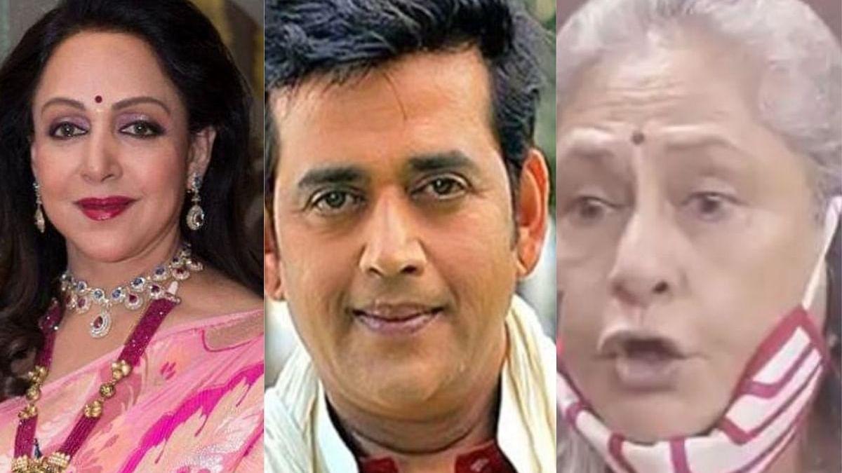 Hema Malini: Who is maligning our  film industry? Dream girl supports Jaya Bachchan, defends Ravi Kishan