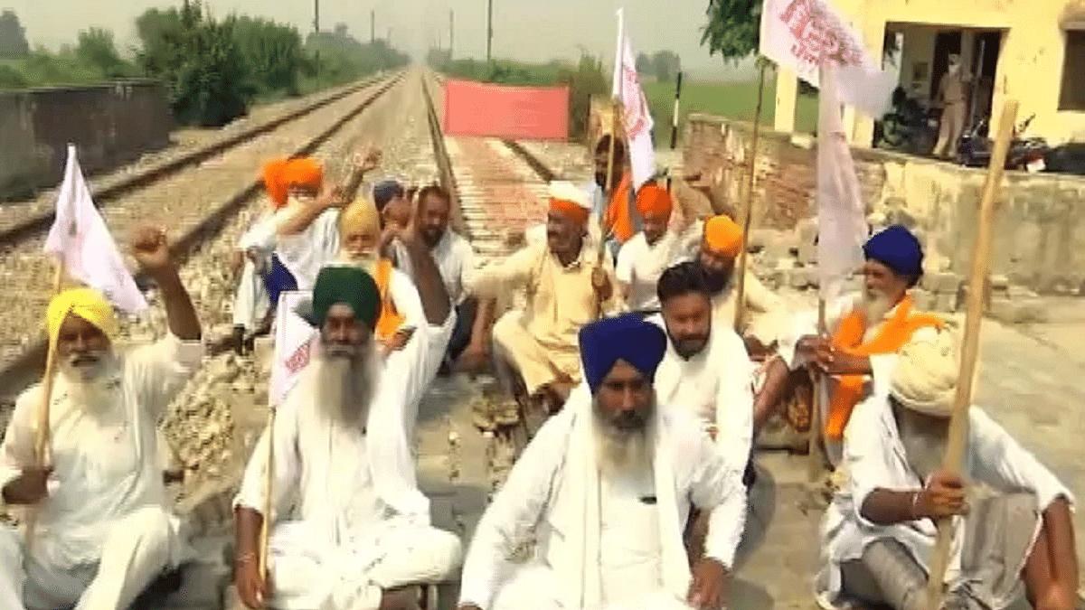 Farmers' shutdown on Friday, Delhi Police on alert at border