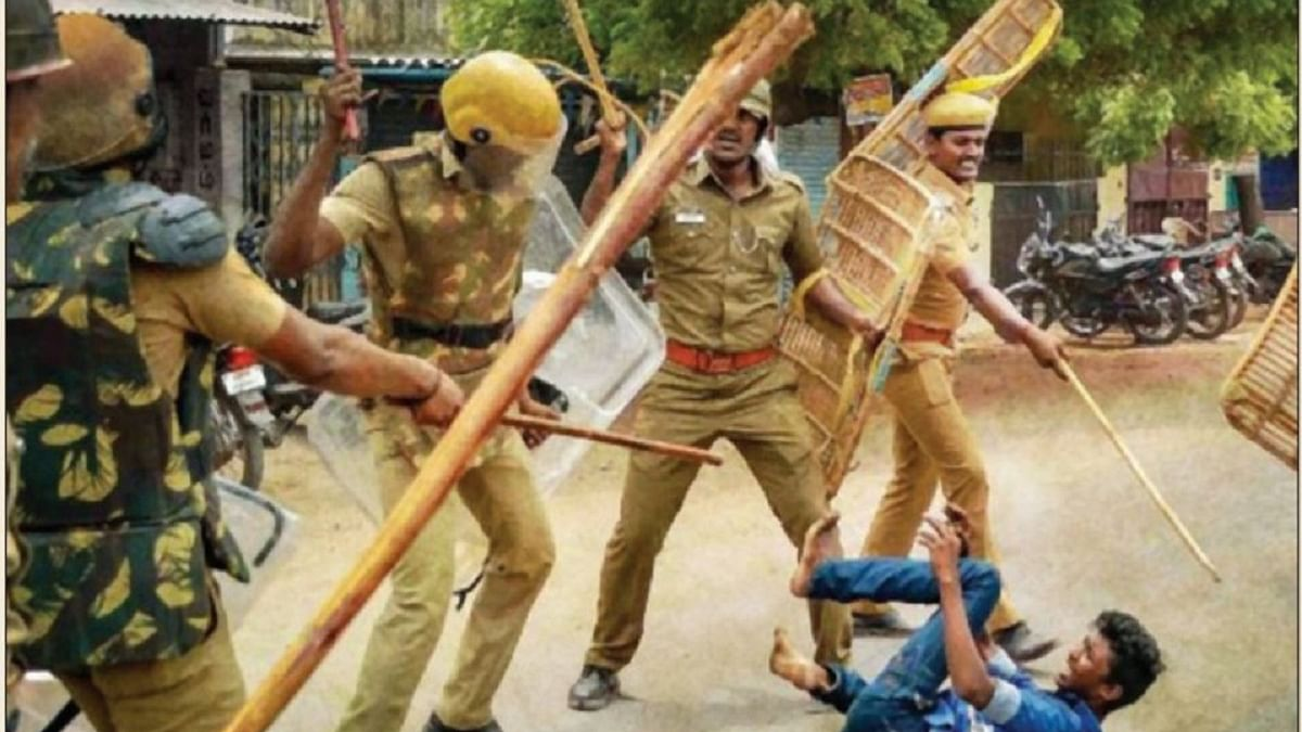 Why are policemen so brutal?: Photo journalist recounts horror and trauma of being assaulted by police