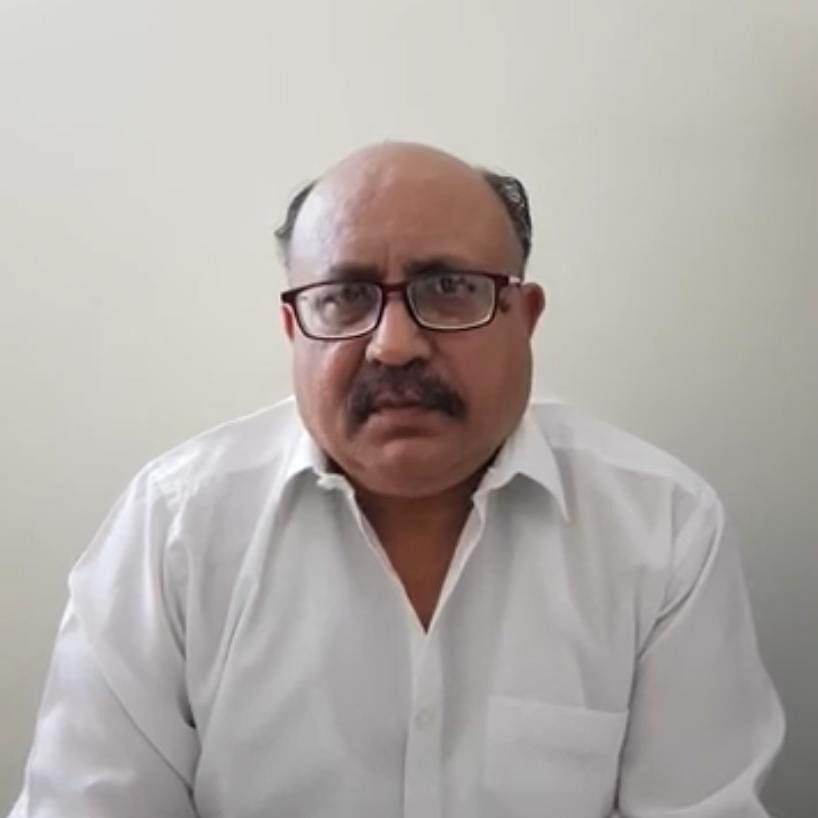 Arrested journalist Rajeev Sharma's wife flags 'evidence fabrication' by Delhi police