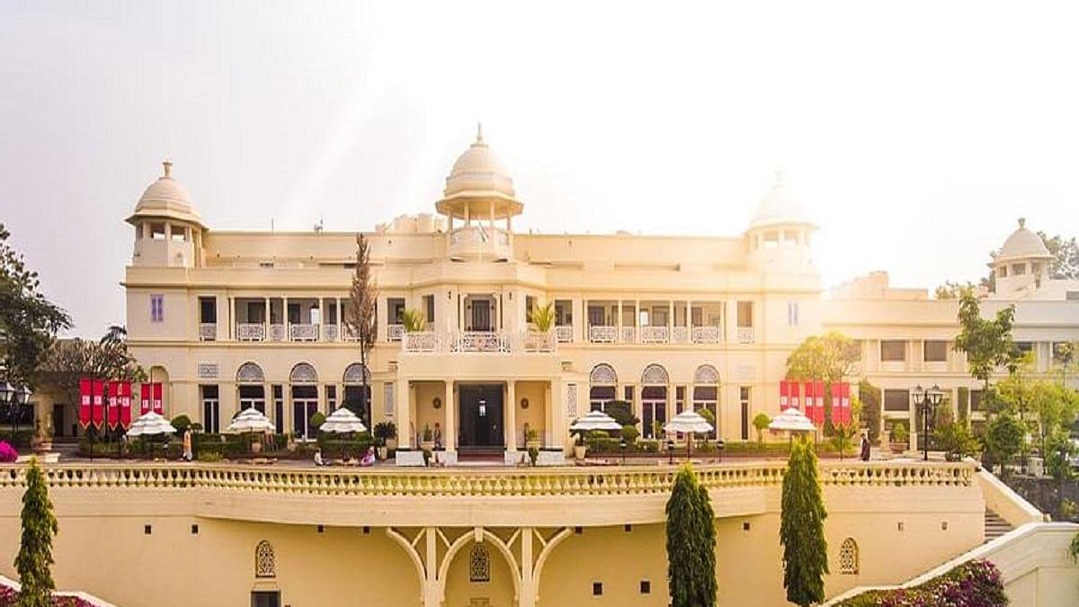 Hotel Laxmi Vilas Palace, Udaipur