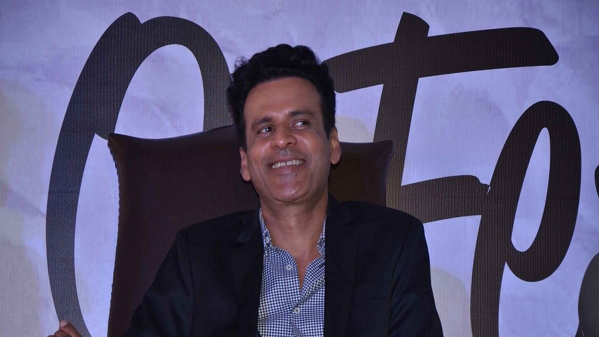 ActorManoj Bajpayee (Photo Courtesy: IANS)