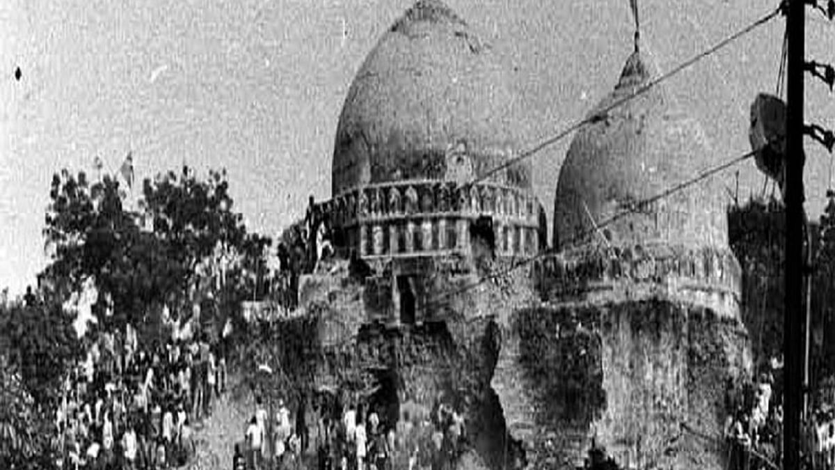 No replica of Babri Masjid please