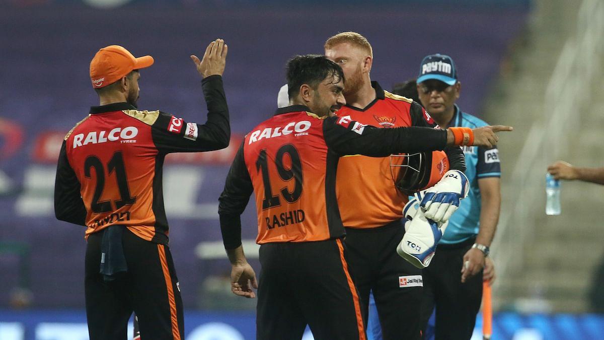 IPL 2020: Sunrisers Hyderabad beat Delhi Capitals by 15 runs, record their first win of the season