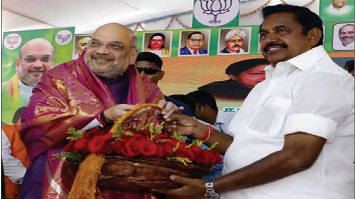 A Tamil tale of mismatch and misery in a marriage of convenience as BJP & AIADMK strive to make it work
