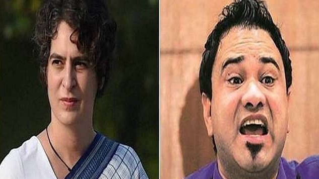 In two days, Priyanka Gandhi calls up Dr Kafeel Khan twice, talks to his wife Shabista over phone