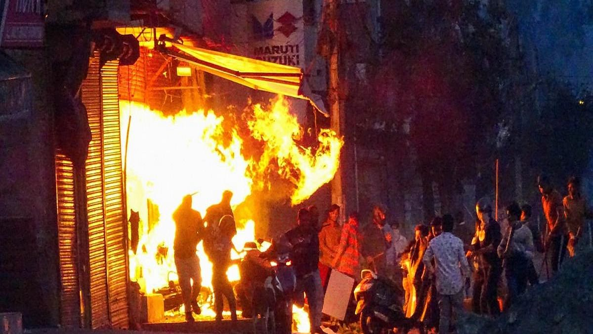 Delhi riots: Chargesheet filed by police focuses only on anti-CAA protests, not wanton violence in February