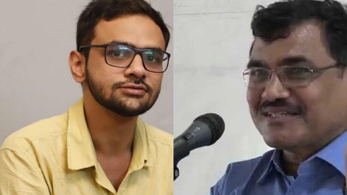Umar Khalid and Anand Teltumbde