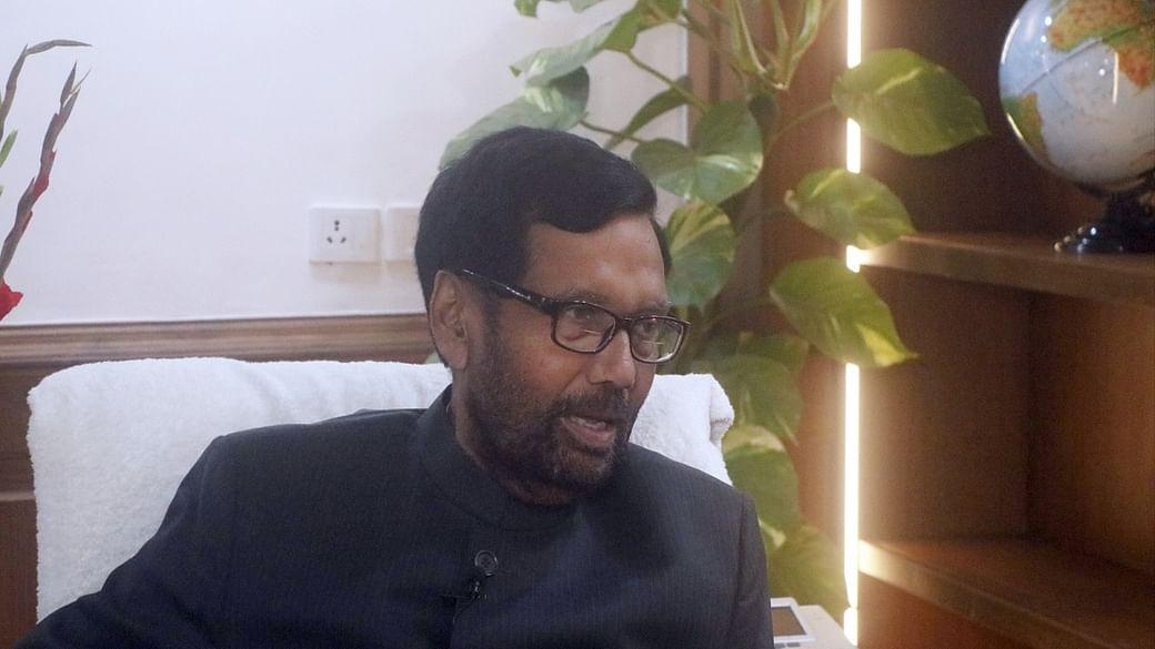 Ram Vilas Paswan Undergoes Heart Surgery In Delhi Hospital