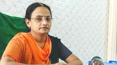 This UP woman official faces 17th transfer in 13 years