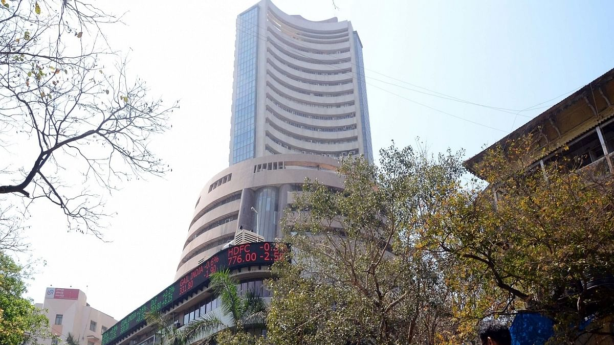 Sensex tumbles 1,100 points amid global selloff, loses 2,292 points in 4 days