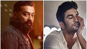 Anurag Kashyap on why he did not work with 'problematic' Sushant Singh Rajput