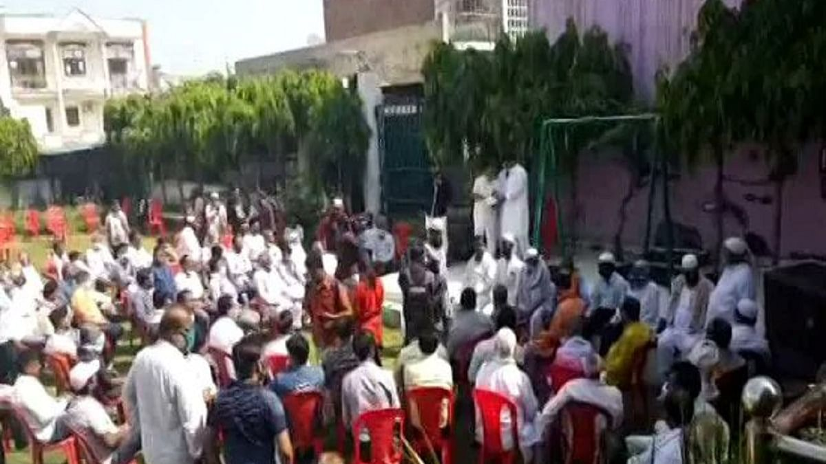 No 'containment zone' for Rajput caste panchayat in Hathras to malign the Dalit victim
