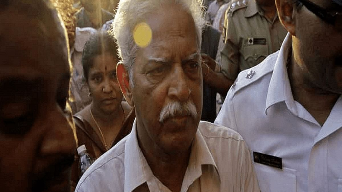 Varavara Rao's wife moves SC seeking his release on bail, says he is being treated inhumanely