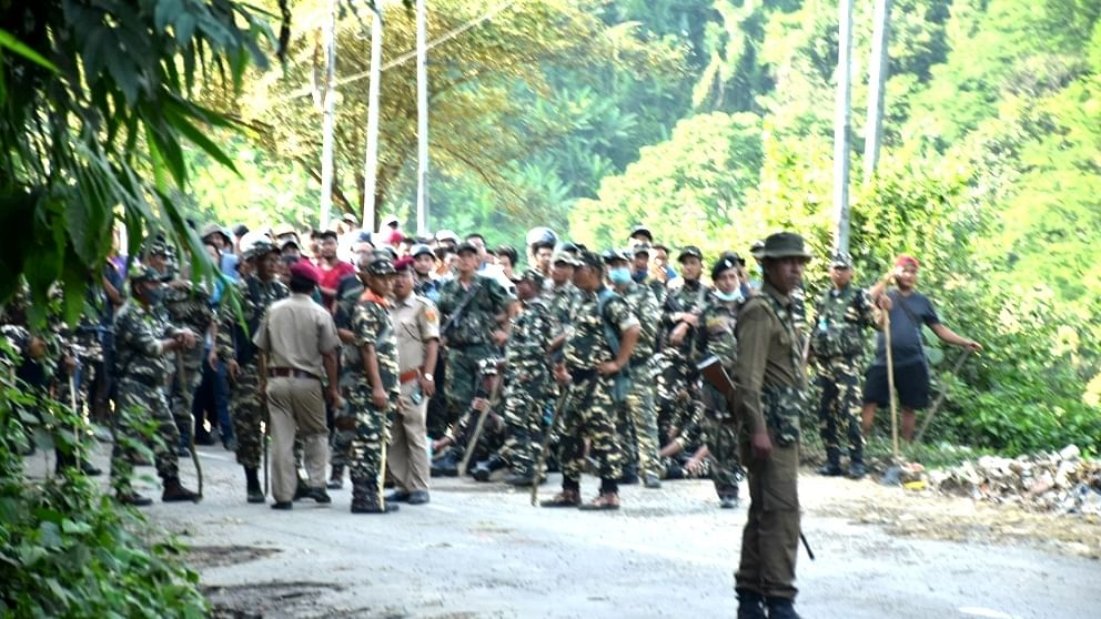 Tripura-Mizoram border tension eases after revocation of prohibitory order