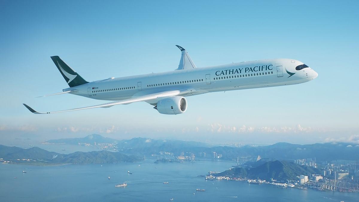 Hong Kong's Cathay Pacific to eliminate 8,500 job posts