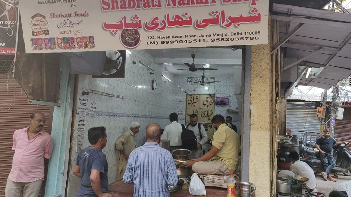 Delhi's authentic Nahariwallahs: A taste of the olden days