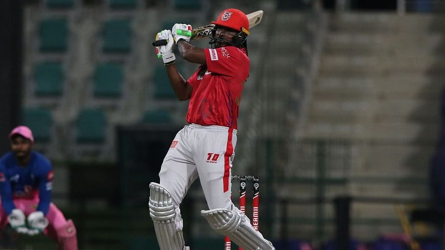 Chris Gayle fined 10 per cent of his mach fee, flung his bat after getting out on 99