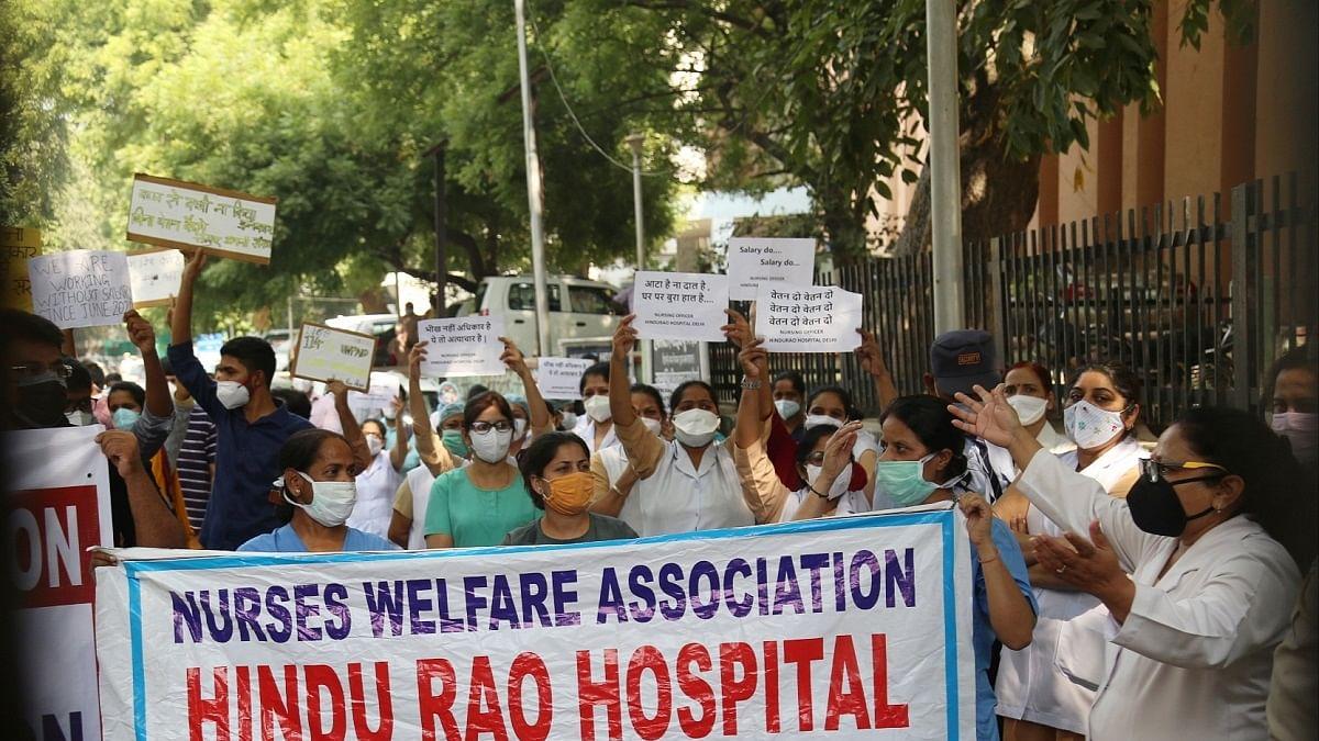 Hindu Rao docs' boycott call: Delhi govt to shift corona patients