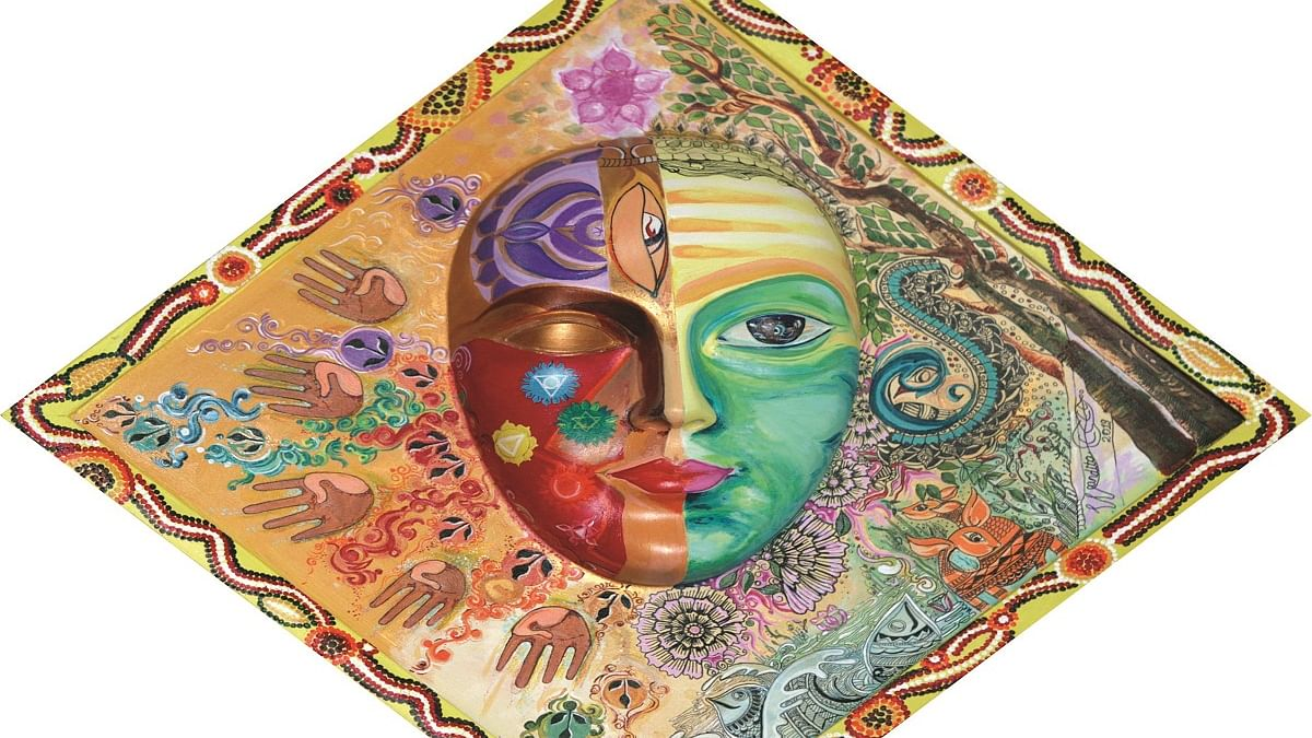 'Shakti–The Power': An exhibition of painted masks on the theme of women empowerment