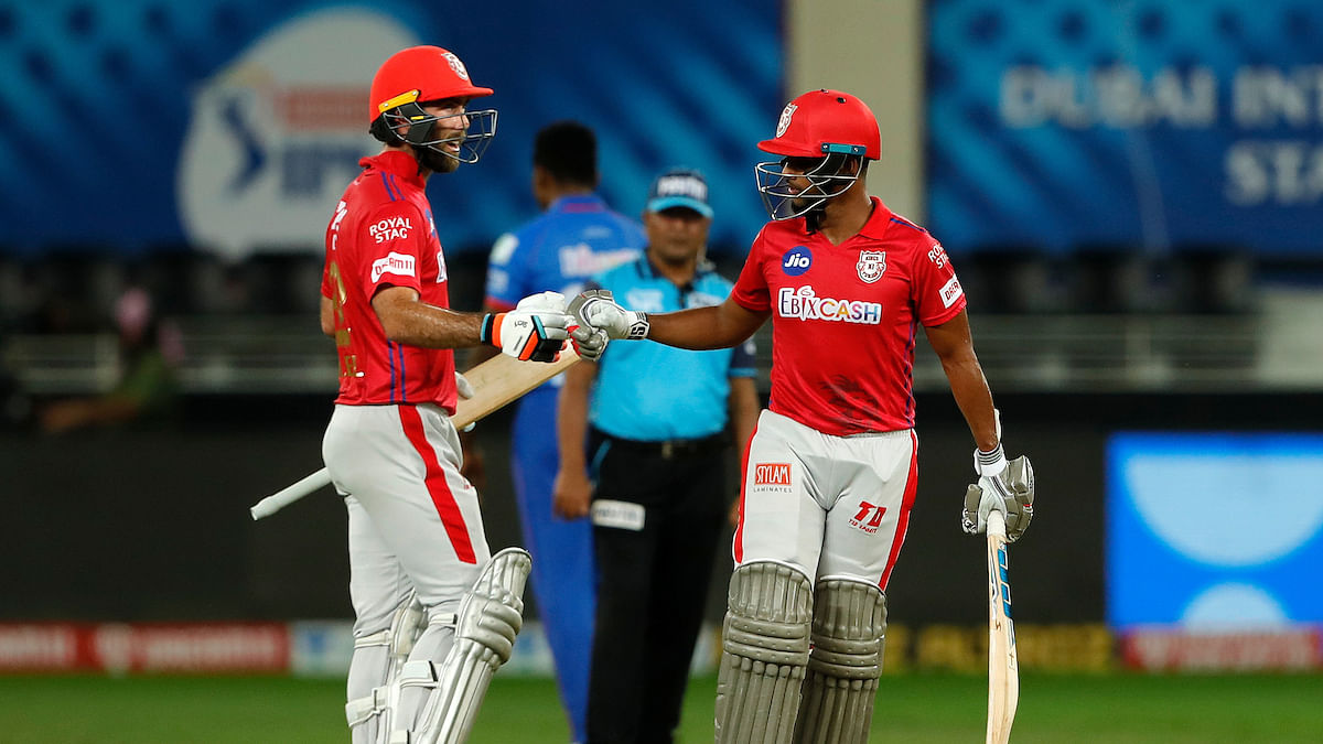 Dhawan's historic hundred goes in vain as KXIP outplay Delhi Capitals