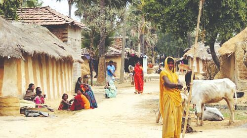 Just high GDP growth will not lead to poverty reduction in India