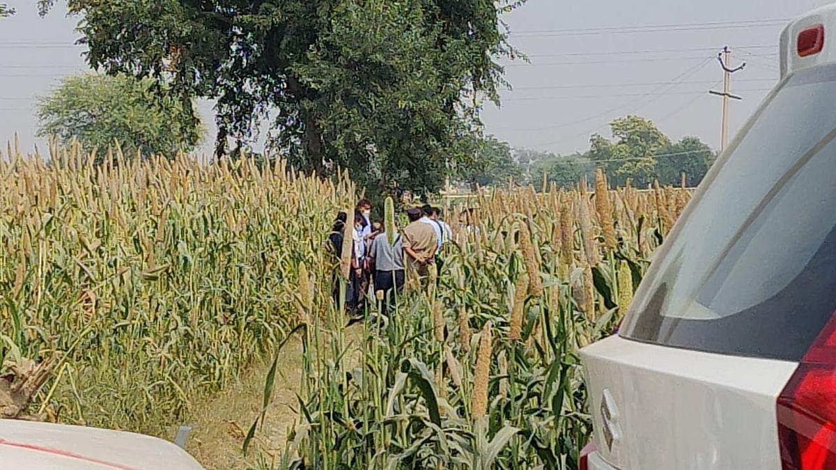 Hathras farmer loses crop as CBI probes case, seeks compensation