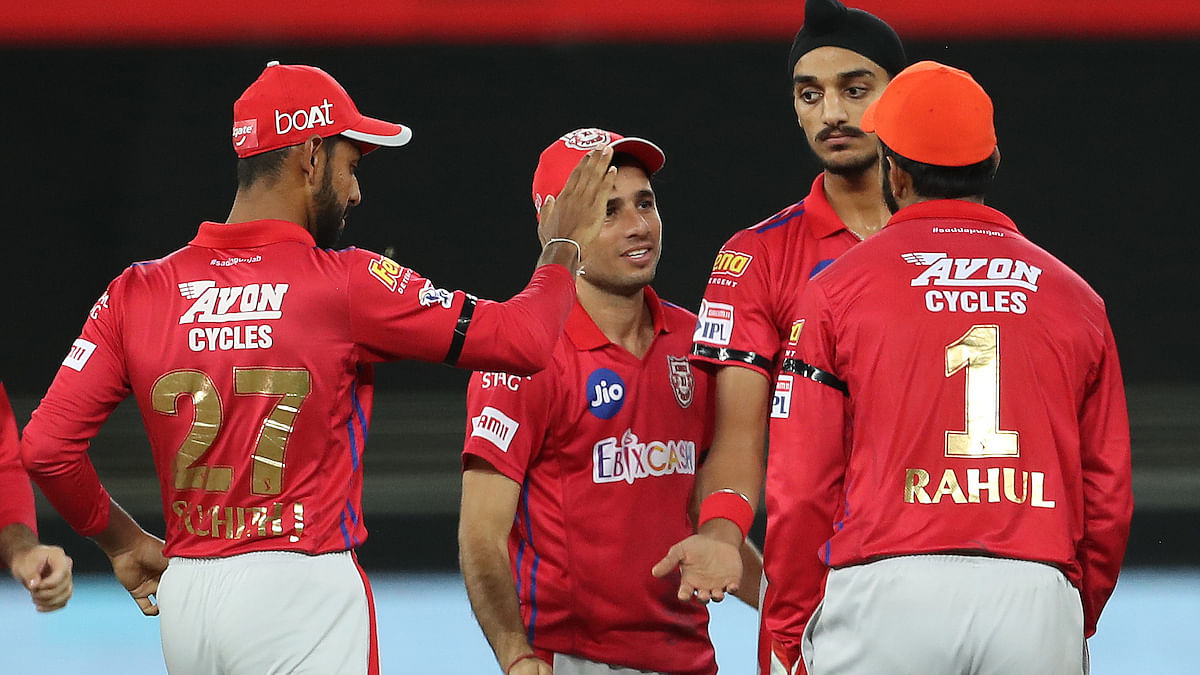 IPL 2020: KXIP defend target of 127 to beat SRH by 12 runs