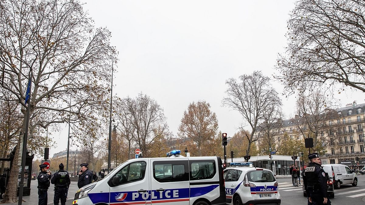 Muslims in France condemn teacher's killing near Paris