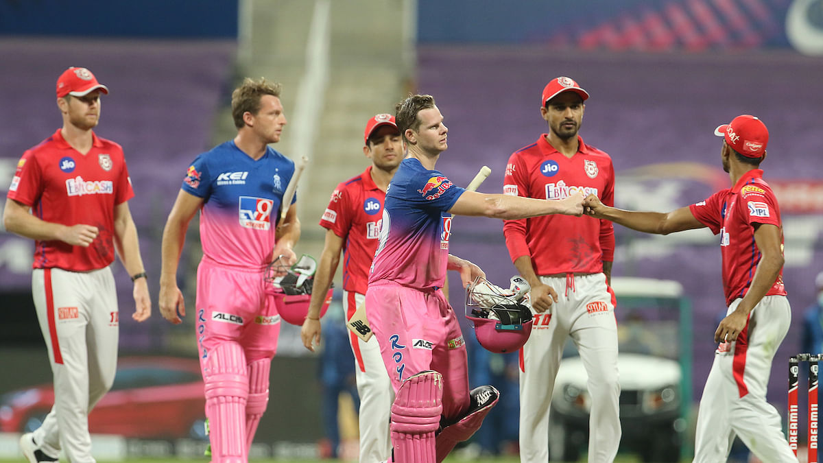 IPL 2020: RR stay alive with seven-wicket win over KXIP