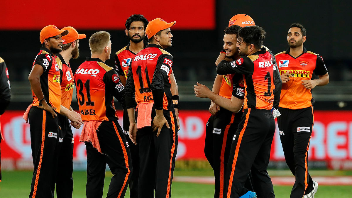 IPL 2020: Sunrisers Hyderabad beat Chennai Super Kings by seven runs