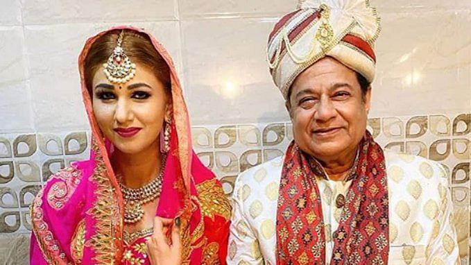 Anup Jalota reveals truth behind viral marriage photo; says, no I haven't married Jasleen