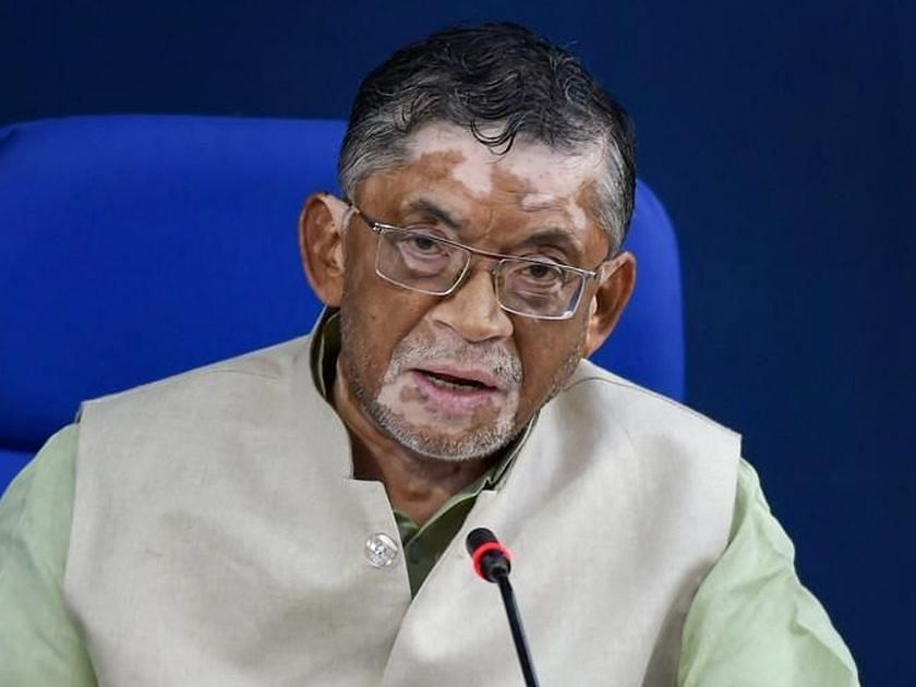 Union Minister Santosh Gangwar