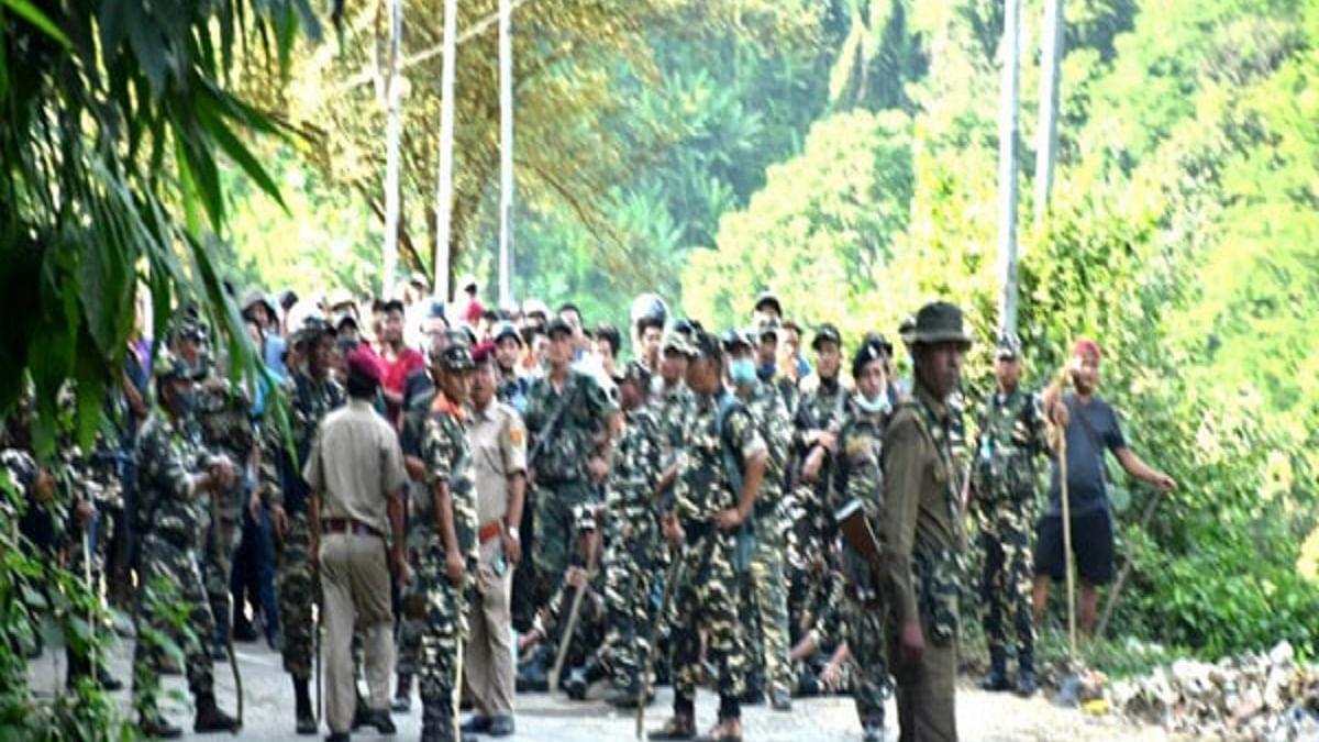 Mizoram-Assam border row enters 4th day, blockade continues