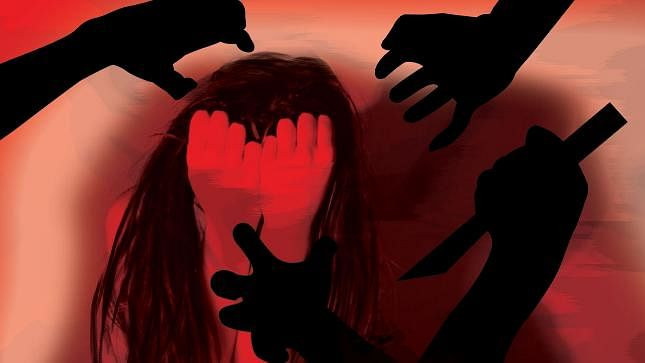 Dalit woman raped at gunpoint by 2 men in Uttar Pradesh