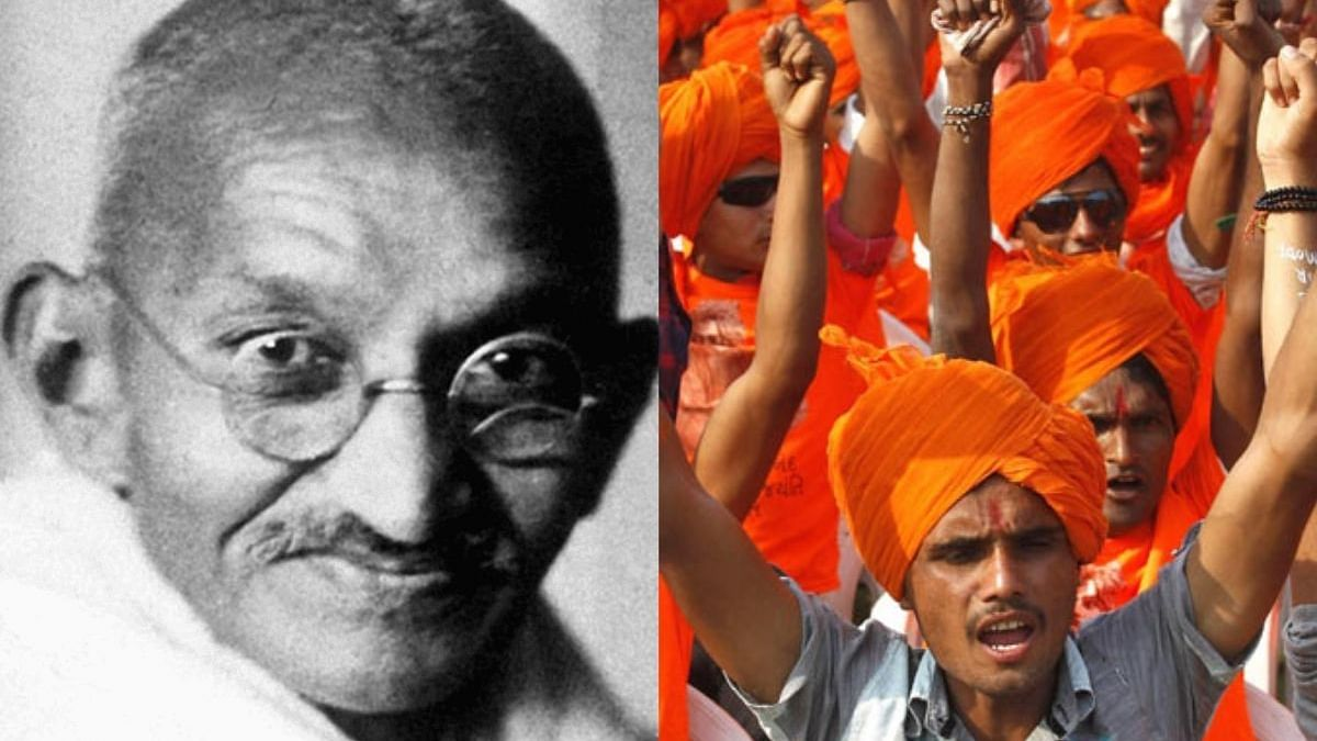 The two princes of our times: Hind Swaraj and Hindutva