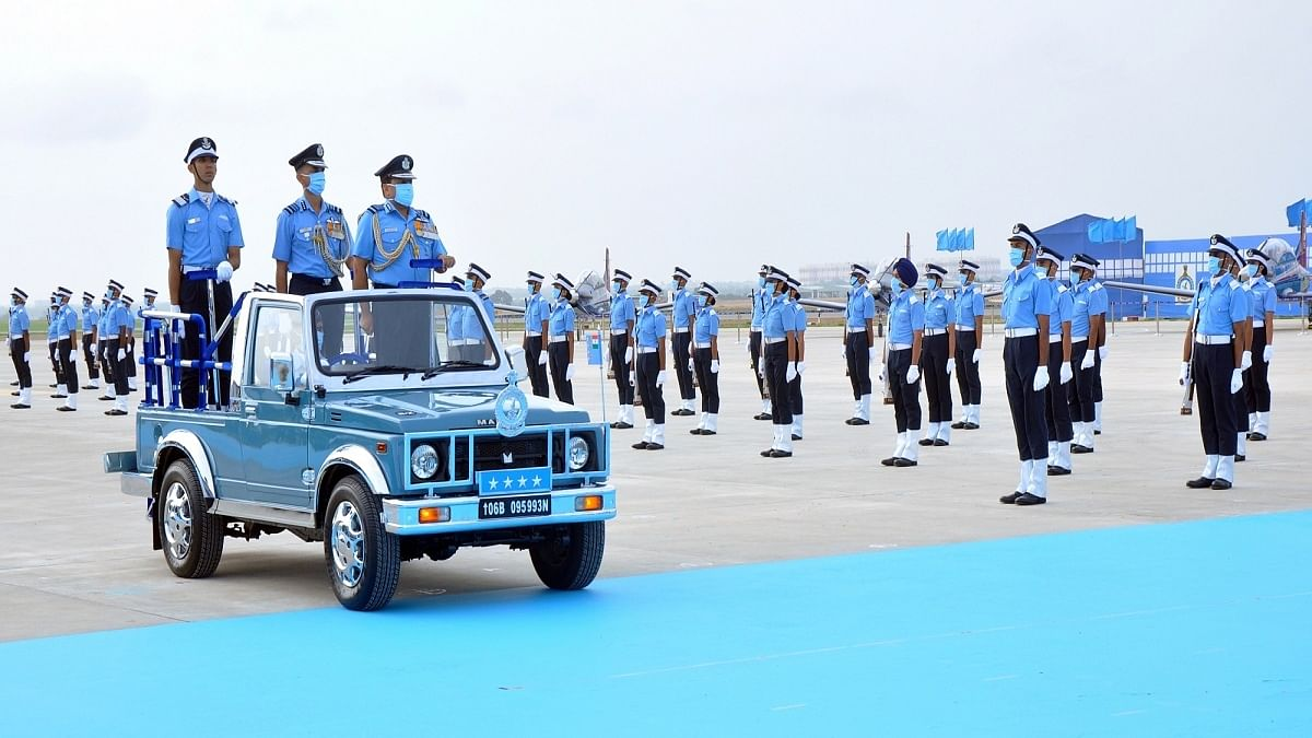 IAF appeals to NCR residents not to litter around October 8