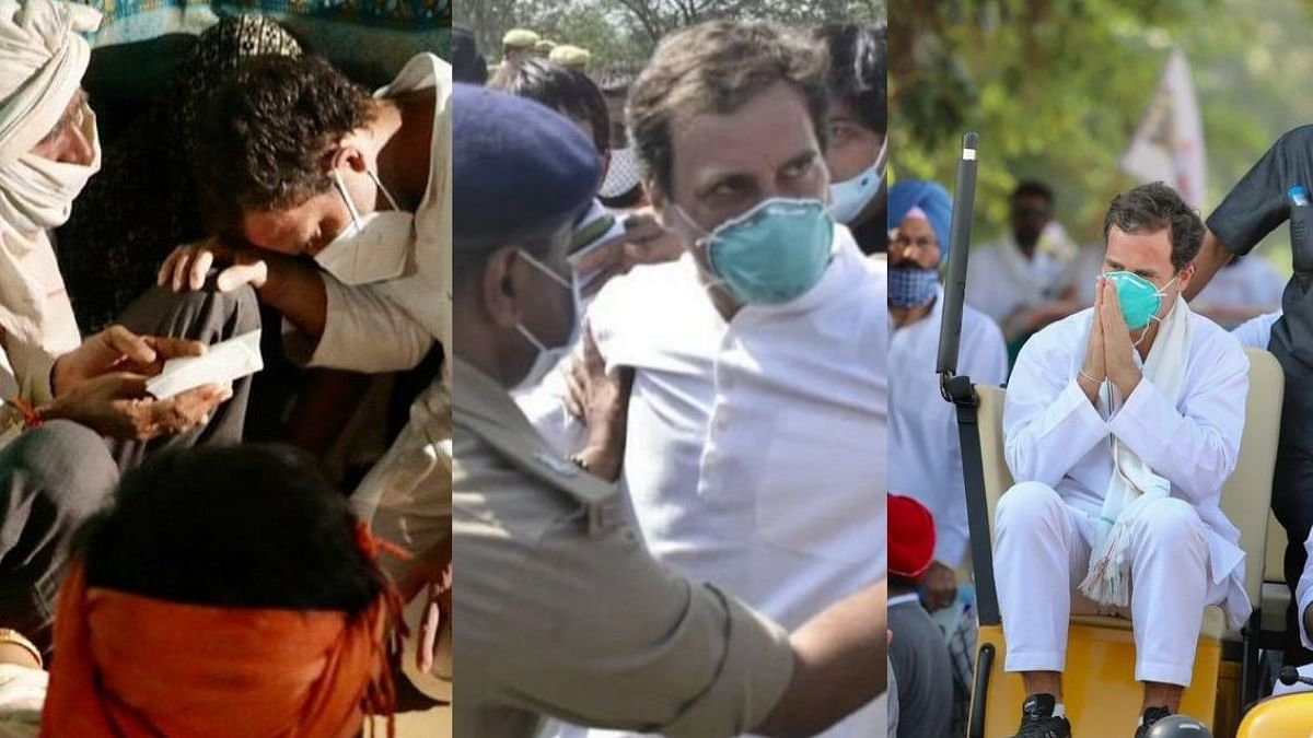 Rahul Gandhi: A leader with a heart that bleeds for under-privileged and a head that rages against injustice