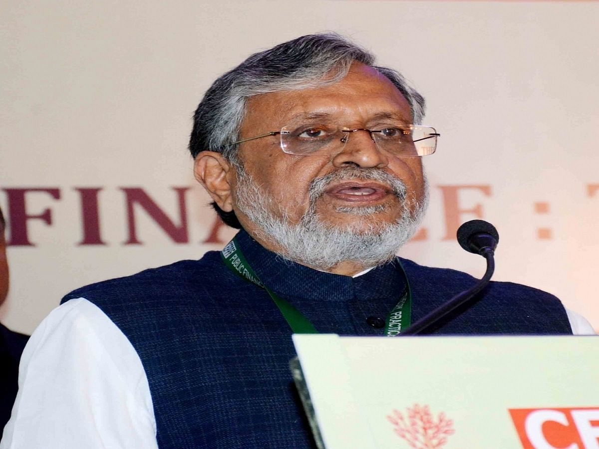 Why has Sushil Modi been left in the lurch ? Is he paying the price for being close to Nitish Kumar ?