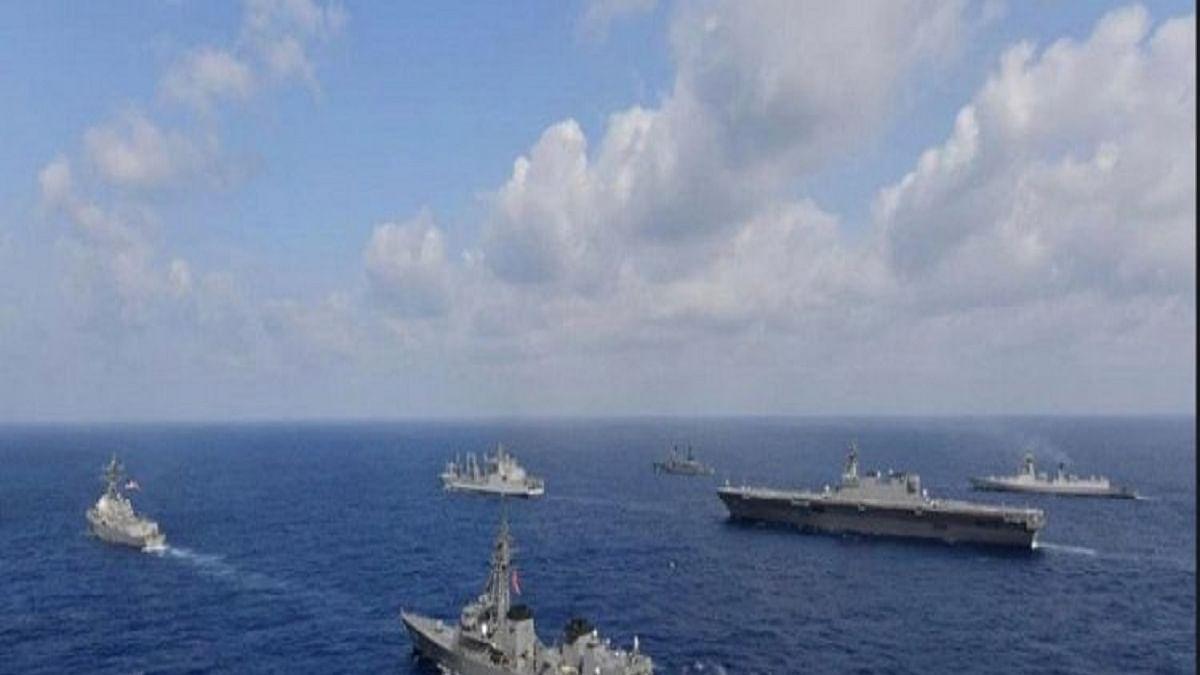 Militarising the Quad to suit US geo-political interests