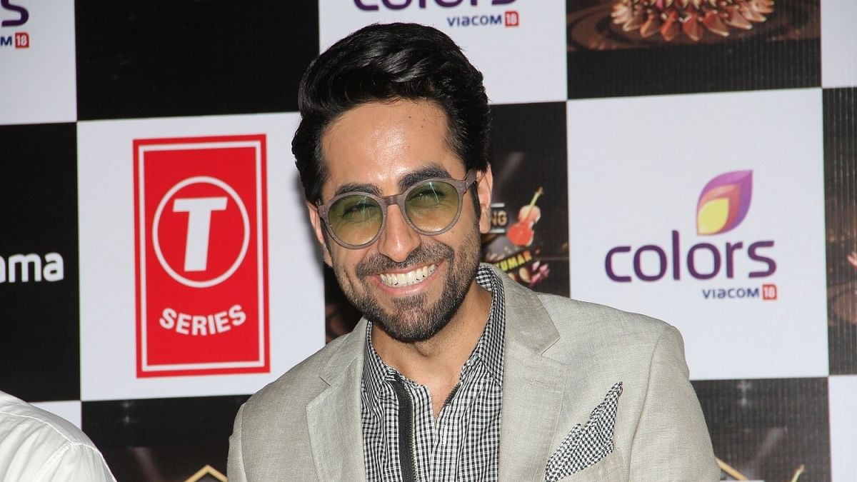 Ayushmannn Khurrana (Photo Courtesy: IANS)