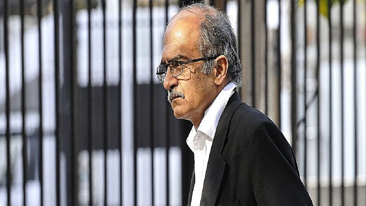 SC contempt verdict fundamental assault on independence of Bar, Bhushan tells BCD; urges it to drop matter