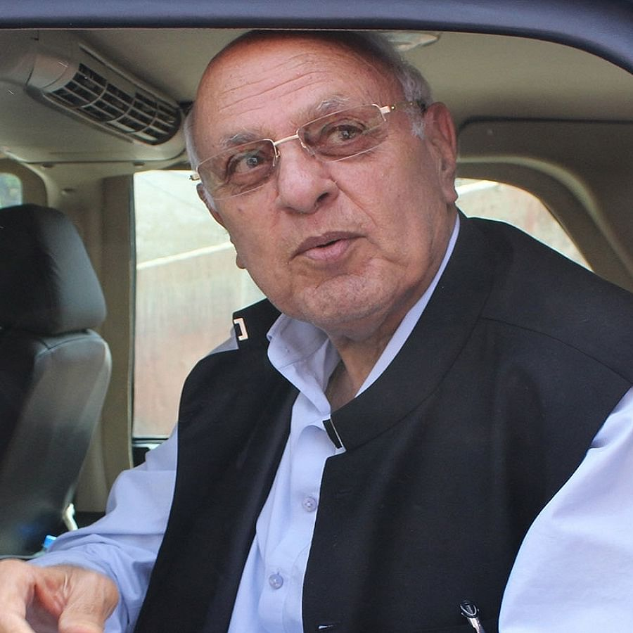 Farooq Abdullah (Photo Courtesy: IANS)