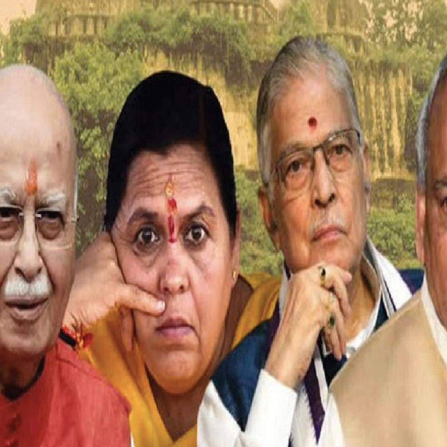 How long will RSS, VHP and BJP rest before launching movement to 'liberate' Mathura and Kashi ?