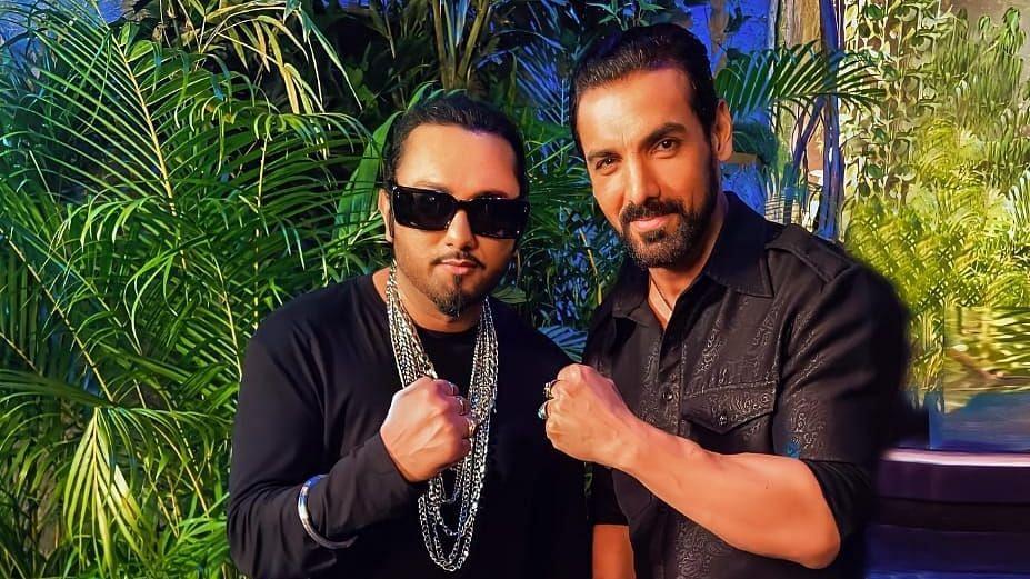 Yo Yo Honey Singh set to make a comeback with 'Shor Macheygaa' in  Sanjay Gupta's 'Mumbai Saga'