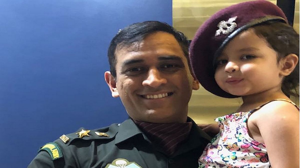 Security beefed up at Dhoni's farmhouse in Ranchi following threats to daughter