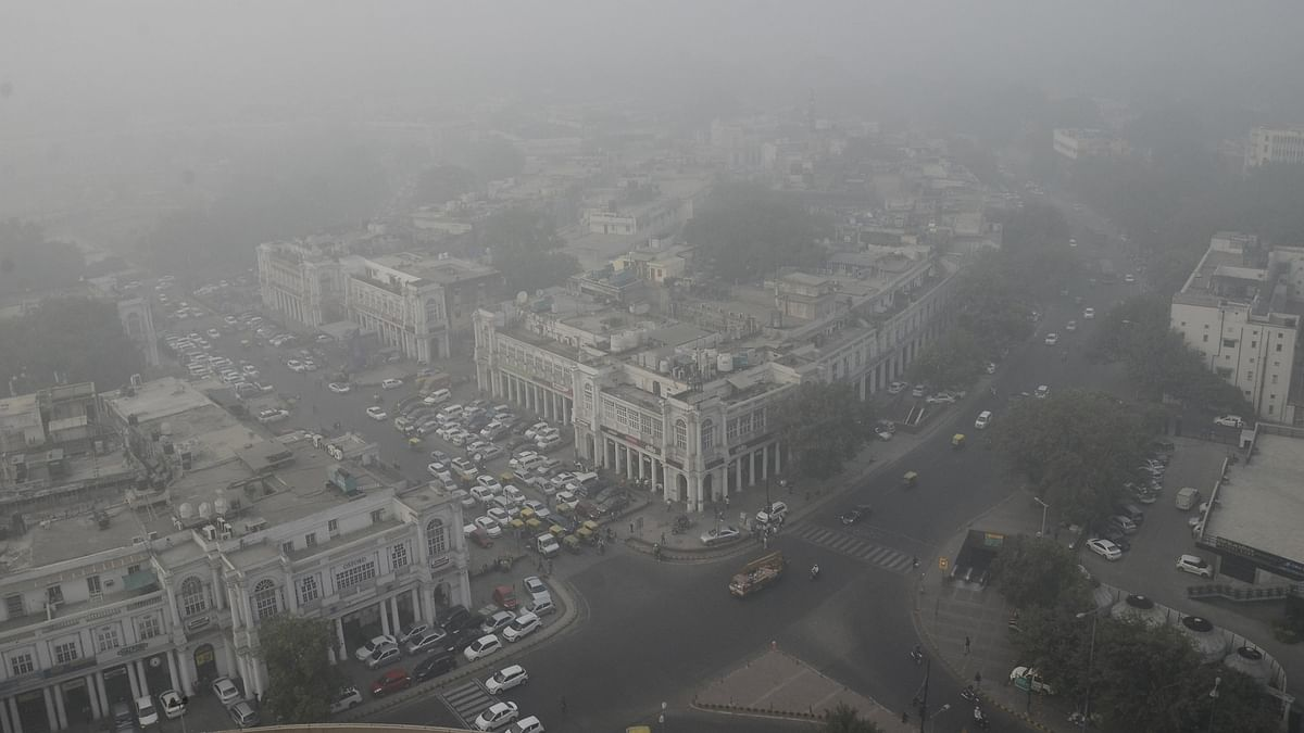 Delhi records season's worst air day, AQI mounts to 304